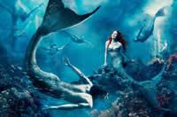 Русалки и Водяные - часть элементного аспекта Моря и Водного Королевства