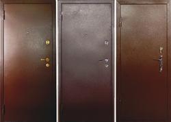 Железные входные двери: критерии надежности