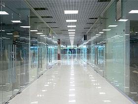 межкомнатные стеклянные перегородки